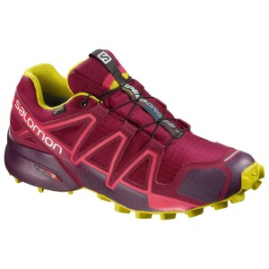 Salomon Speedcross 4 GTX - Womens Trail Running Shoes