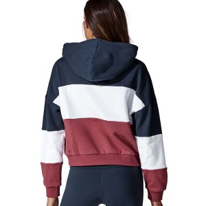 Running Bare Earn Your Stripes Womens Hoodie - Cleo