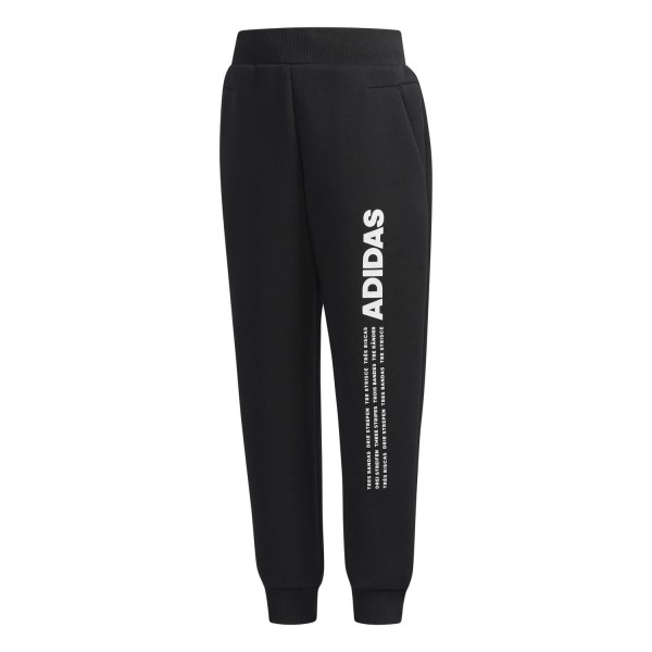 Adidas Spacer Kids Boys Track Pants - Black