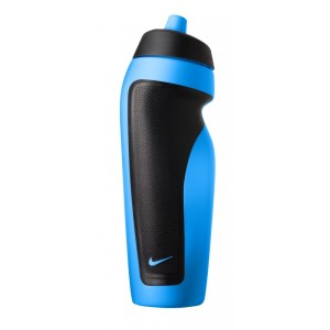 Nike BPA Free Sport Water Bottle - 600ml - Blue Lagoon
