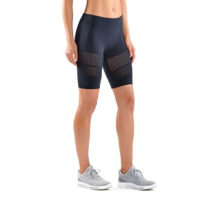Skins DNAmic Seamless Womens Compression Shorts