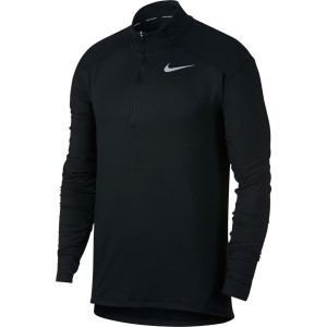 Nike Dri-Fit Element Mens Long Sleeve Half-Zip Running Top