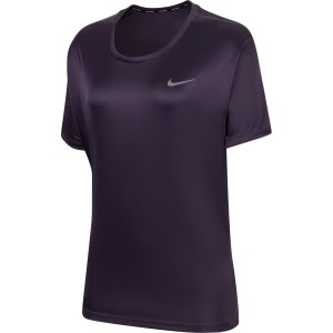 Nike Miler Womens Running T-Shirt - Plus Size