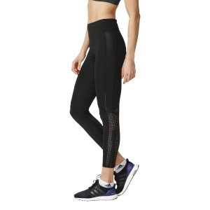 Adidas Supernova Womens Long Running Tights - Black