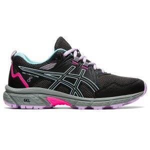 Asics Gel Venture 8 GS - Kids Girls Trail Running Shoes