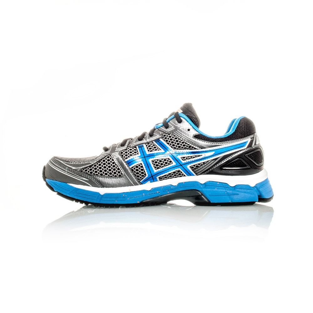 asics gt 3000 mens running shoes titanium blue black. Black Bedroom Furniture Sets. Home Design Ideas
