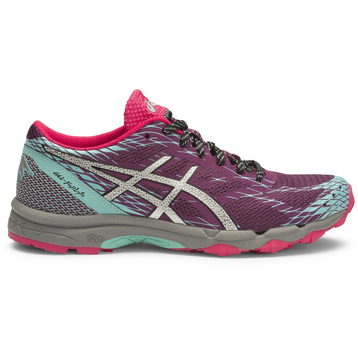 asics gel fuji lyte womens lightweight trail running