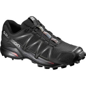 Salomon Speedcross 4 Wide - Mens Trail Running Shoes