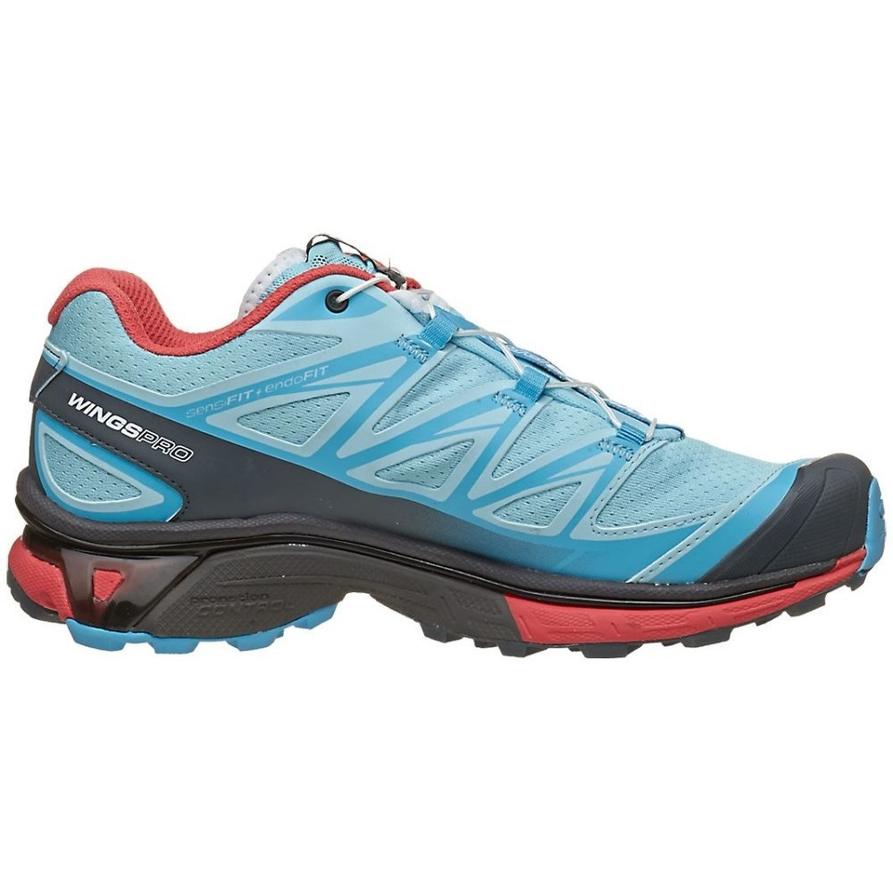 Salomon Wings Pro Trail Running Shoes Womens