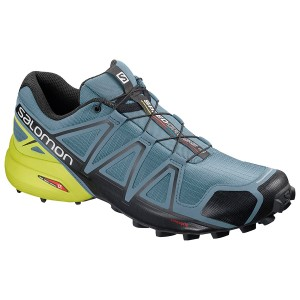 Salomon Speedcross 4 - Mens Trail Running Shoes