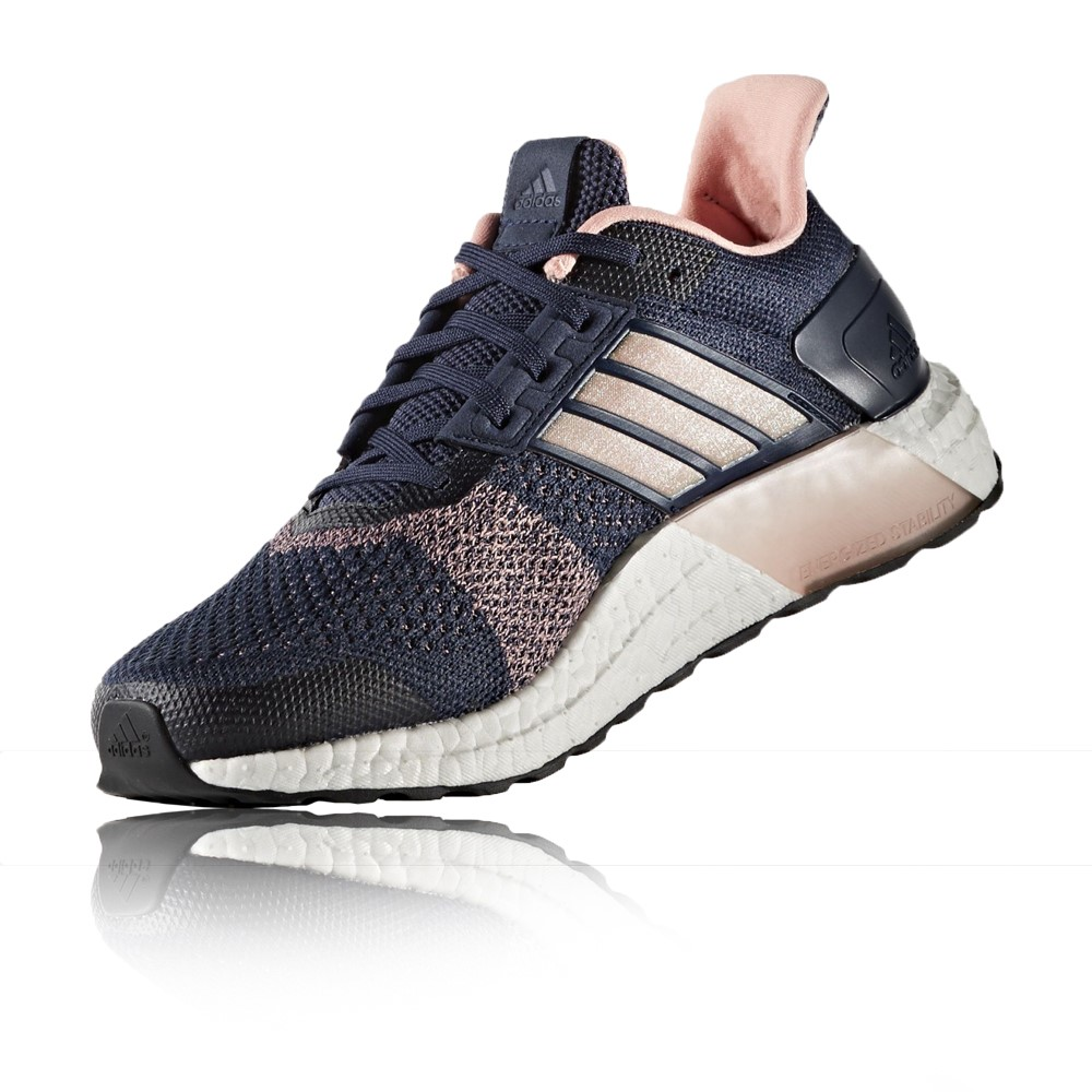 Adidas Ultra Boost ST Women Midnight GreyStill Breeze
