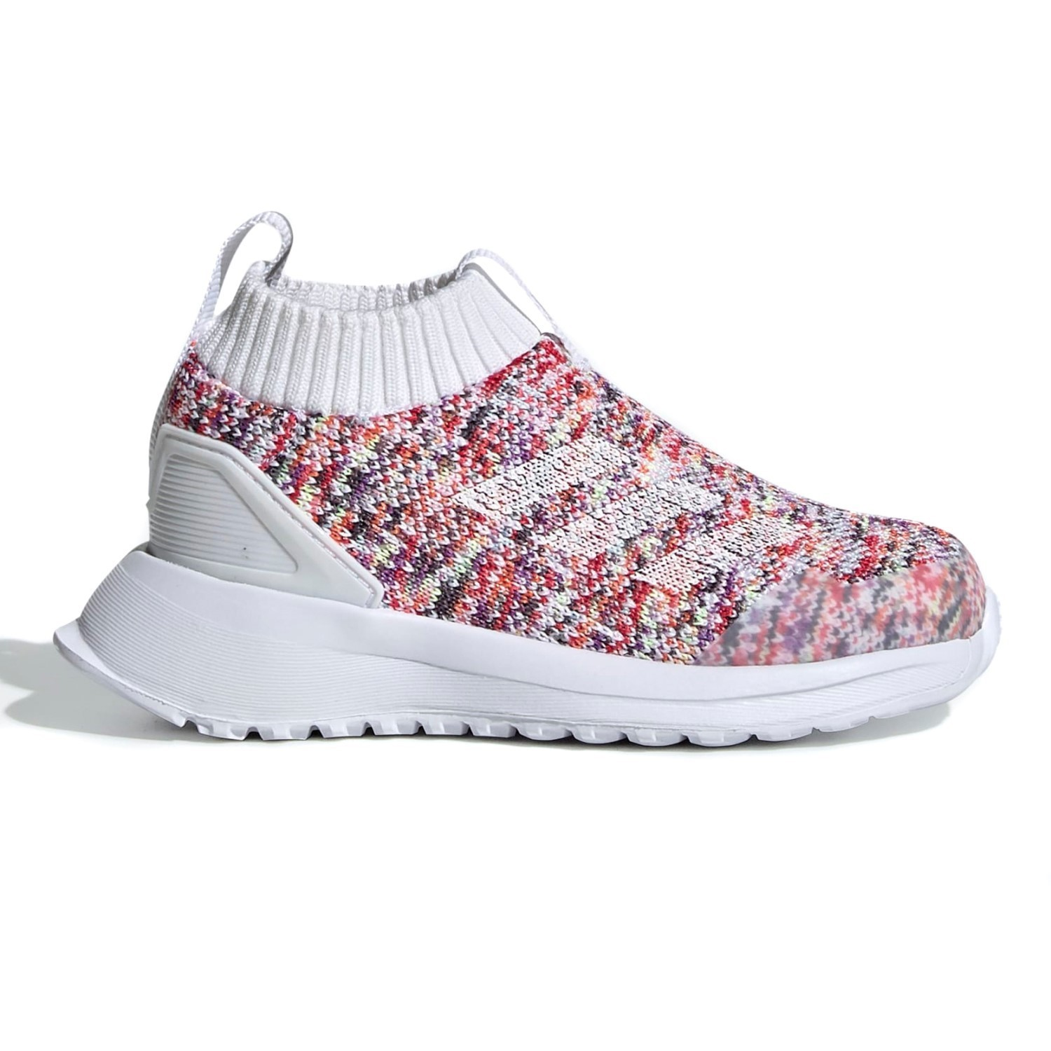 Adidas RapidaRun Laceless , Toddler Girls Running Shoes