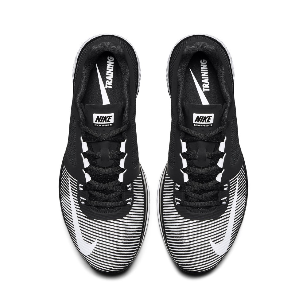 brand new 108b1 e180d Nike Zoom Speed Trainer 3 - Mens Training Shoes - Black White
