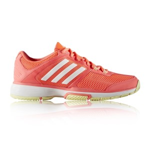 Adidas Barricade Team 5 - Womens Tennis Shoes