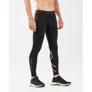 2XU Mens G2 Accelerate Compression Tights