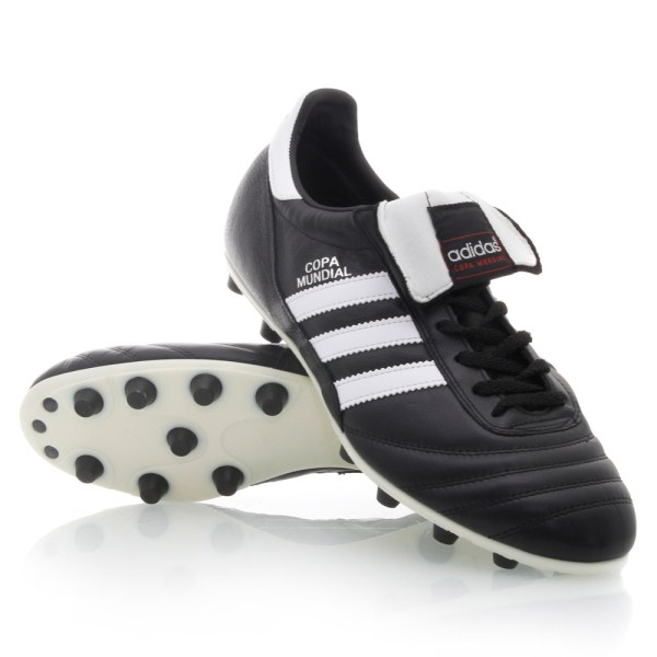15cc6d63f Adidas Copa Mundial - Mens Football Boots - Black White