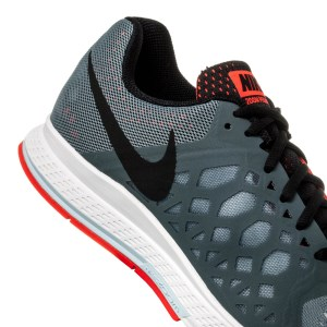 on sale a93a1 5ef6e ... Nike Air Zoom Pegasus 31 - Mens Running Shoes - CharcoalHot RedWhite