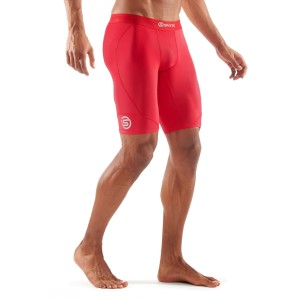 Skins DNAmic Mens Compression Half Tights