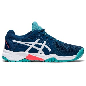 Asics Gel Resolution 8 GS - Kids Tennis Shoes