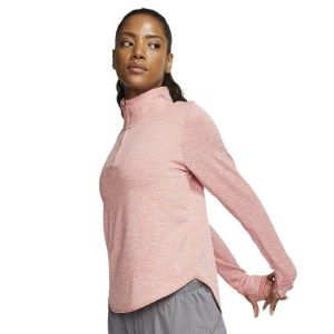 Nike Sphere Element Half Zip Womens Long Sleeve Running Top