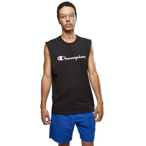 Champion Script Mens Muscle Tank