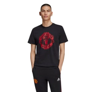 Adidas Manchester United DNA Graphic Mens T-Shirt