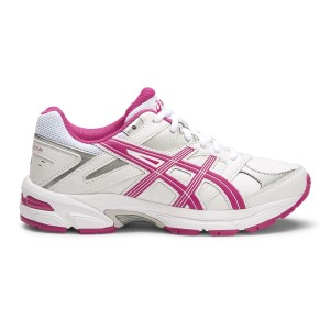 Asics Gel 190TR GS Leather - Kids Girls Cross Training Shoes
