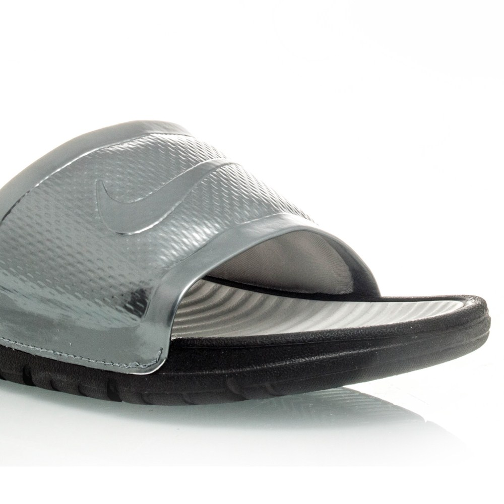New Nike Benassi JDI - Womens Slides - Blue/Black Online | Sportitude