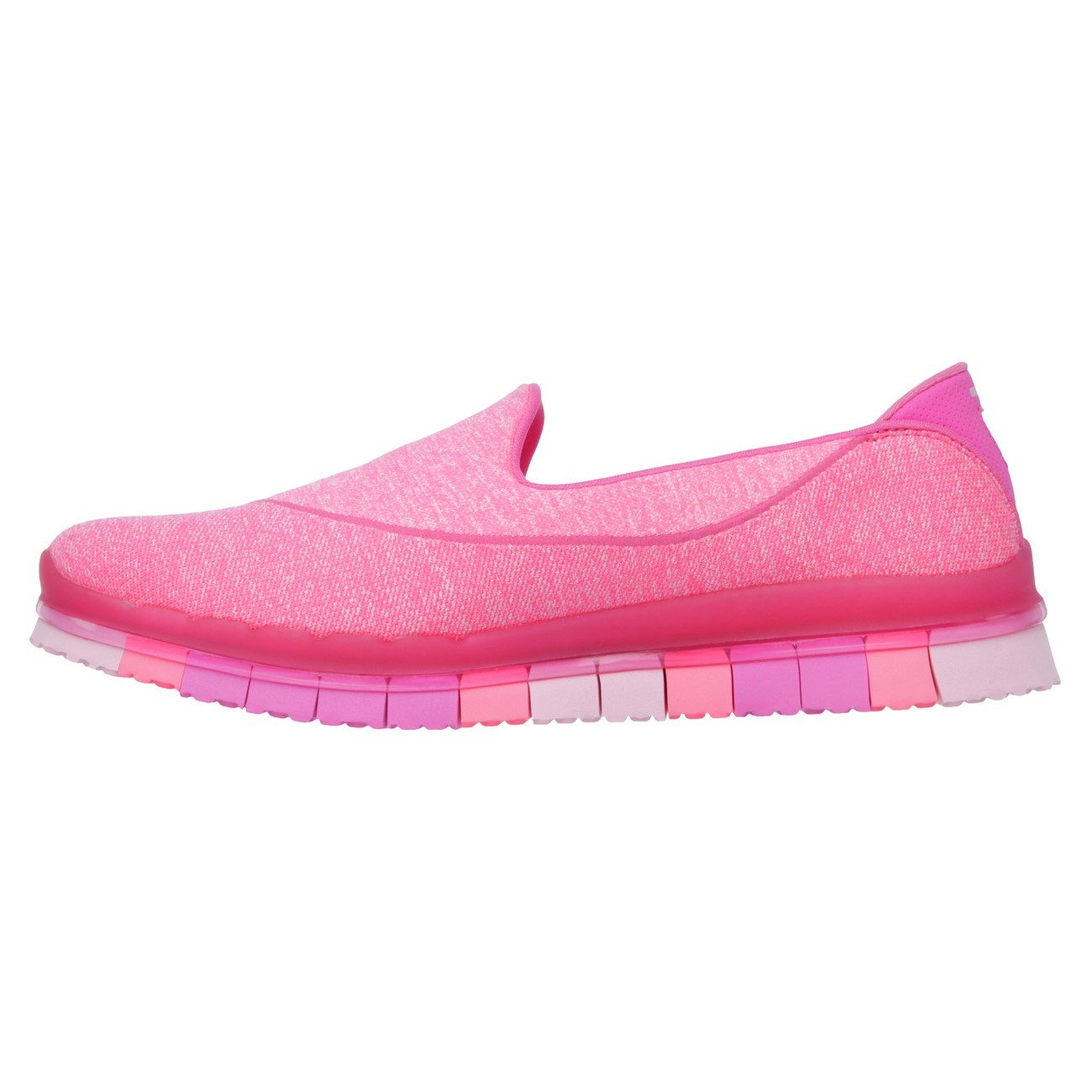 skechers go flex walk womens walking shoes hot pink. Black Bedroom Furniture Sets. Home Design Ideas