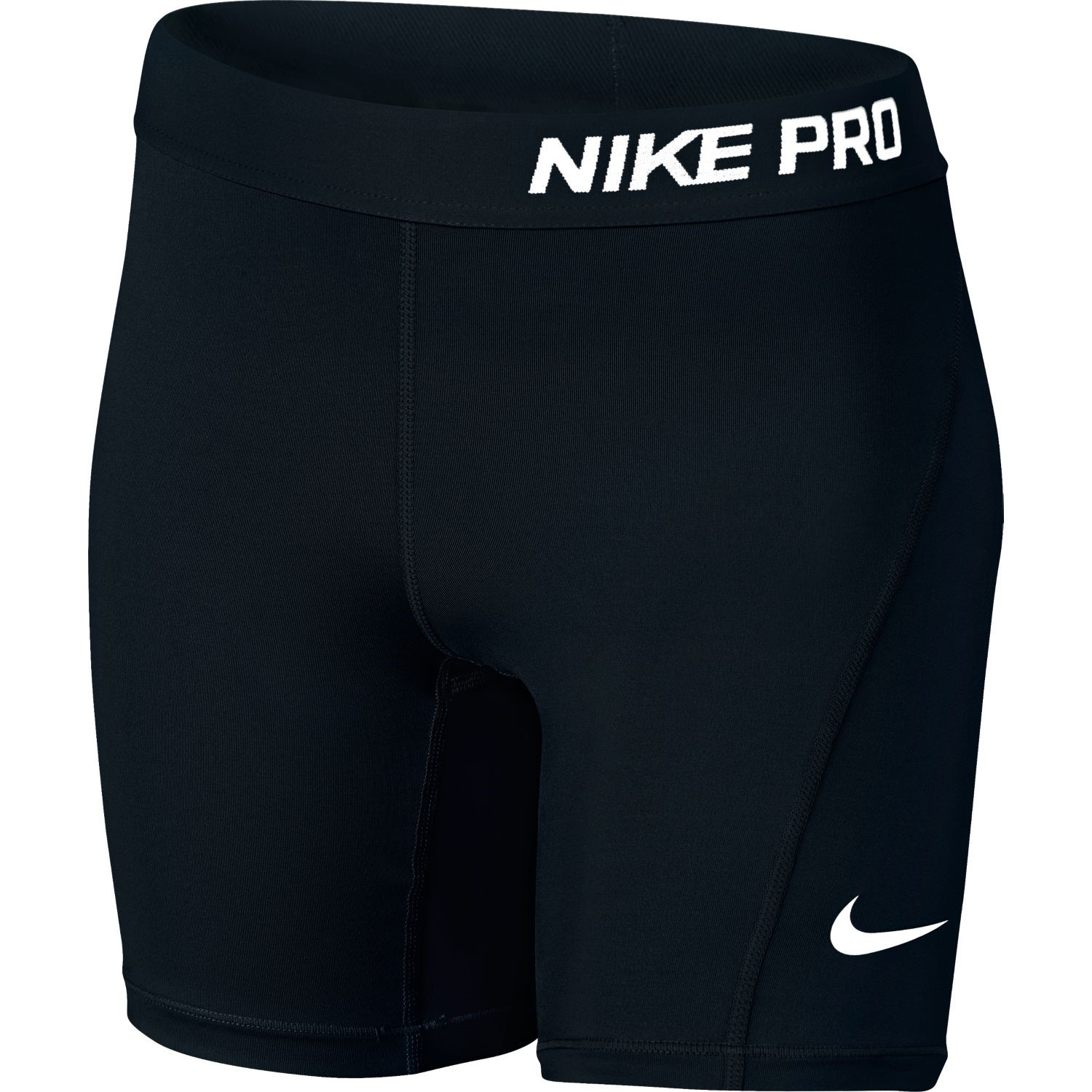 Half Pro Training Cool Tights Nike Short Blackwhite Kids Girls qZwYdd1XxU
