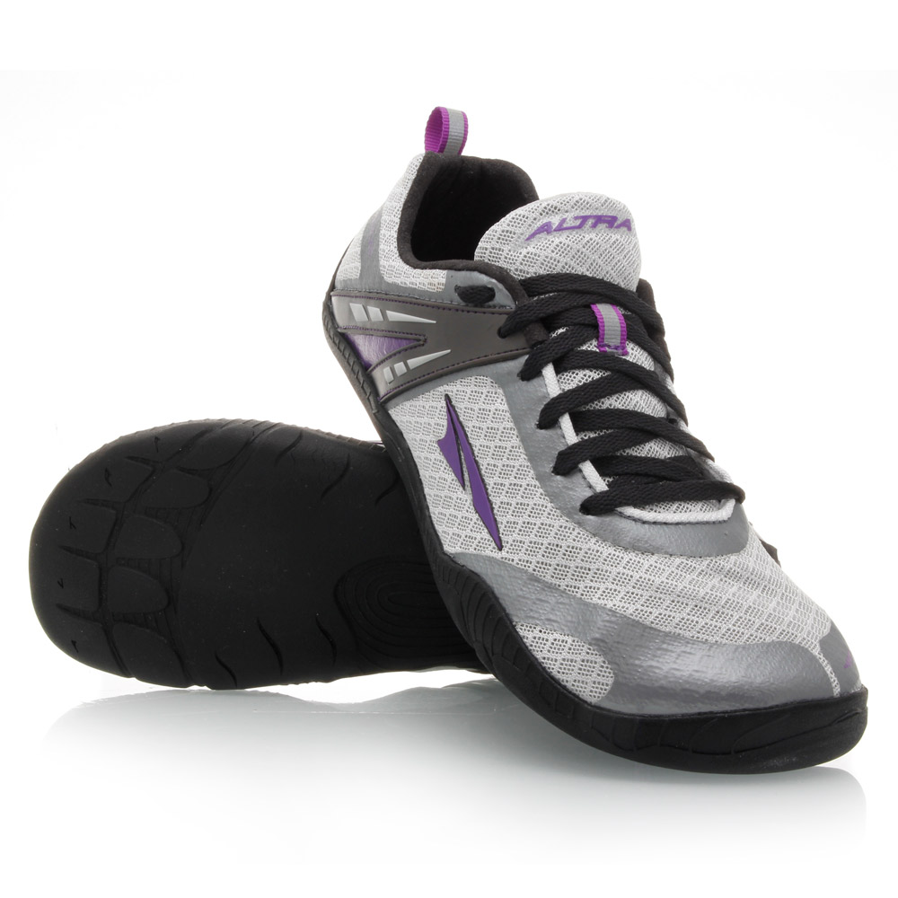 Altra Delilah Womens Minimalist Running Shoes Grey