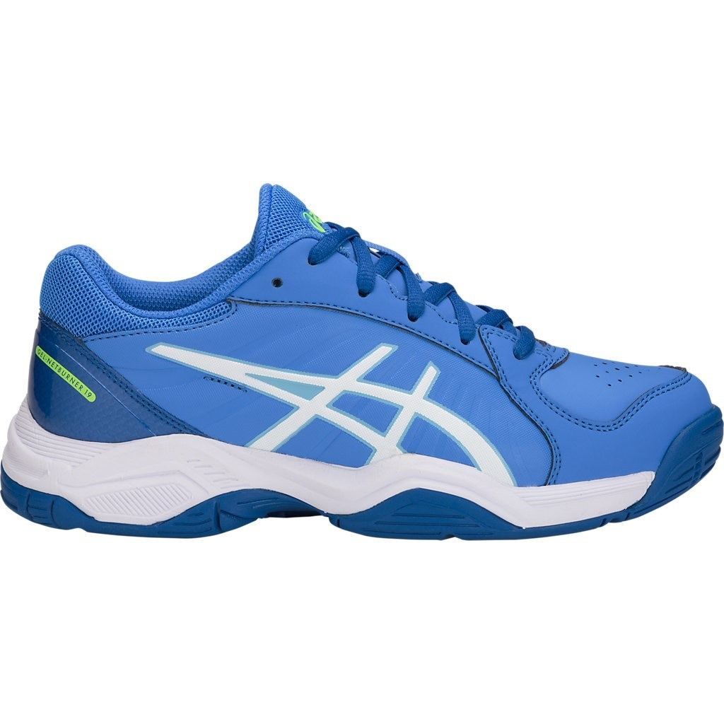 Gel Shoes Asics Netburner Girls Netball Gs Kids 19 54LqRjc3A