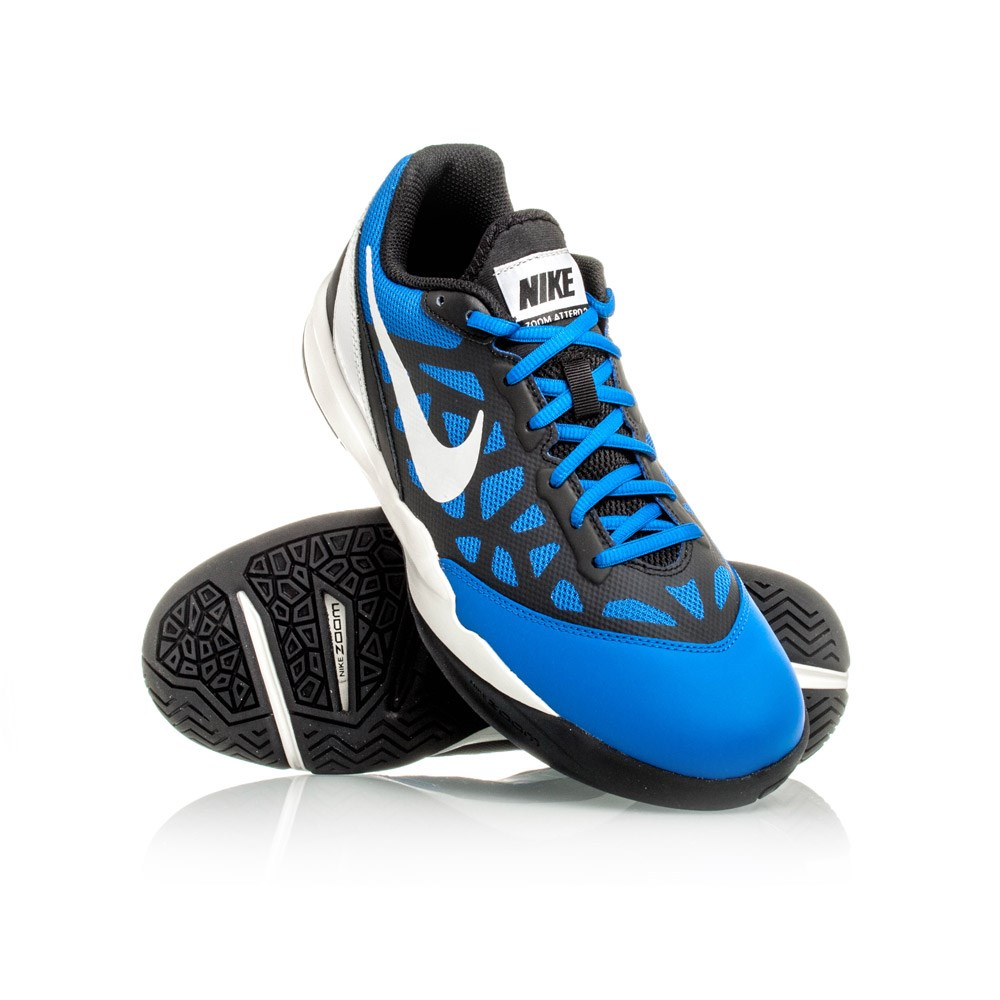 entire collection official images popular stores Nike Zoom Attero II - Mens Basketball Shoes