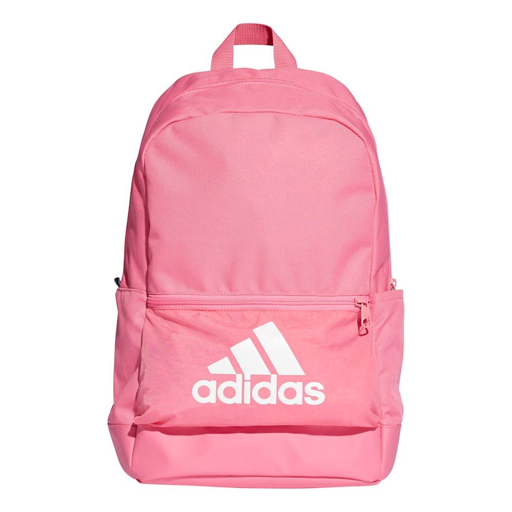 2f3bf3a3f1 Adidas Classic Badge Of Sport Backpack Bag - Semi Solar Pink White ...