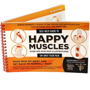 Tiger Tail Happy Muscles Book