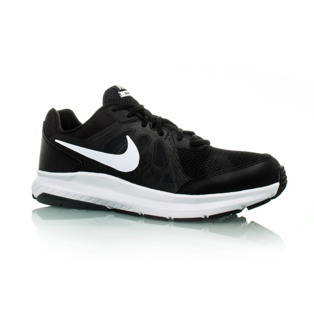 Nike Dart 11 - Mens Running Shoes - Black/White/Dark Grey