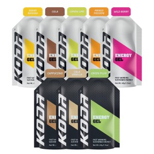 Koda Energy Gel - 45g Sachet