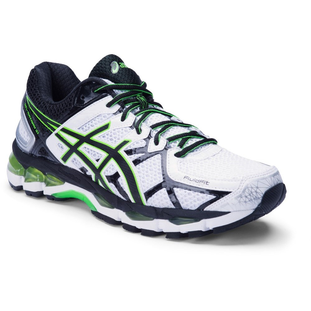 Men's ASICS® GEL Kayano 21 White 420191