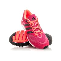 Adidas Response Cushion 22 - Womens Running Shoes - Pink Orange ... 7fe131b12