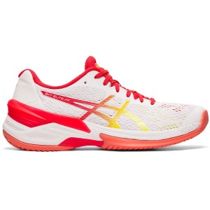 Asics Sky Elite FF - Womens Indoor Court Shoes