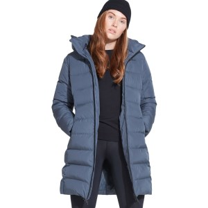 2XU Womens Utility Insulation Longline Jacket