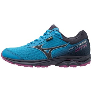 Mizuno Wave Rider 22 GTX - Womens Trail Running Shoes