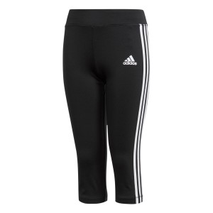 Adidas Gear Up Kids Girls Training 3/4 Tights