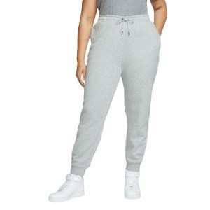 Nike Sportswear Essential Fleece Womens Track Pants - Plus Size