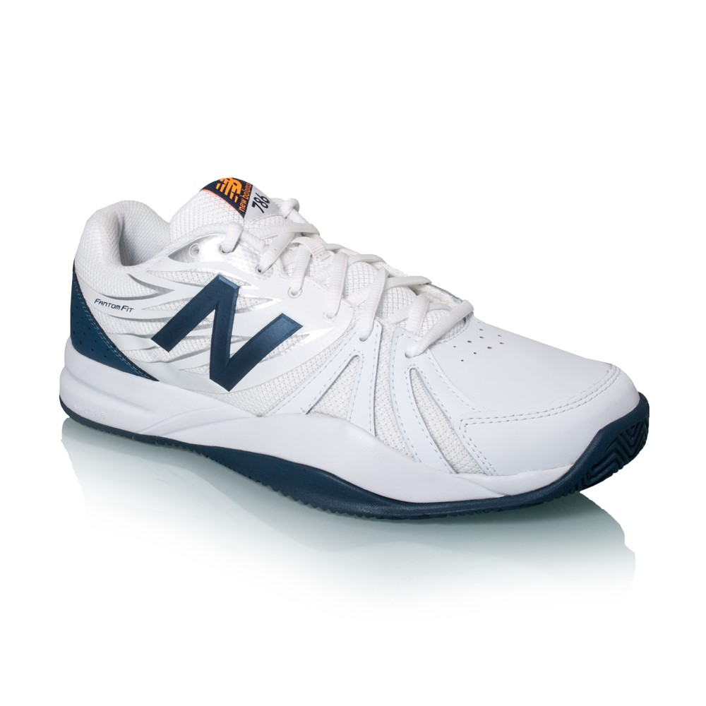 White Non Porous Tennis Shoes