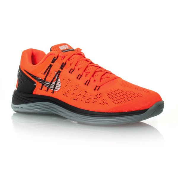 2084f5c7eb Nike LunarEclipse 5 - Mens Running Shoes - Total Orange White ...