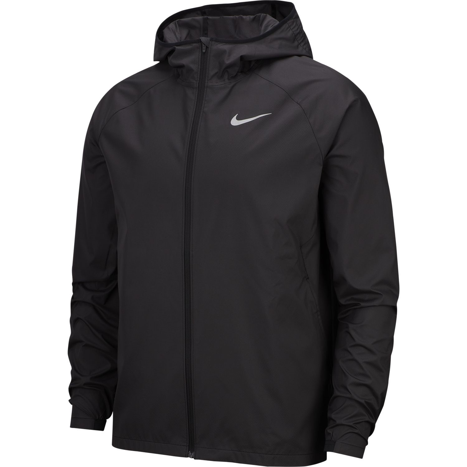 Nike Essential Hooded Mens Running Rain Jacket