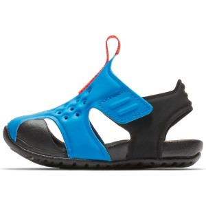b233f29f6019 ... Nike Sunray Protect 2 TD - Toddler Casual Sandals - Photo Blue Bright  Crimson  ...