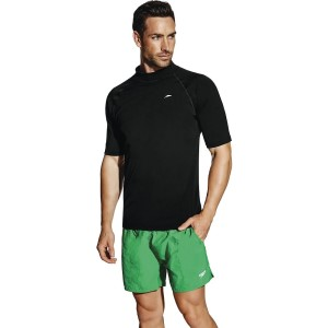 Speedo Relaxed Mens Short Sleeve Swimming Sun Top