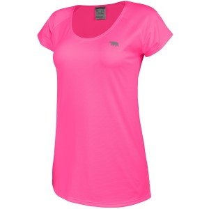 Running Bare Full Force Womens Running T-Shirt